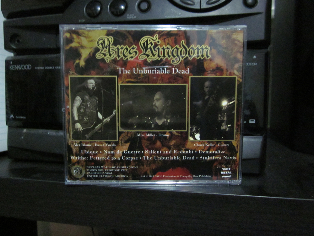 ares kingdom tud back