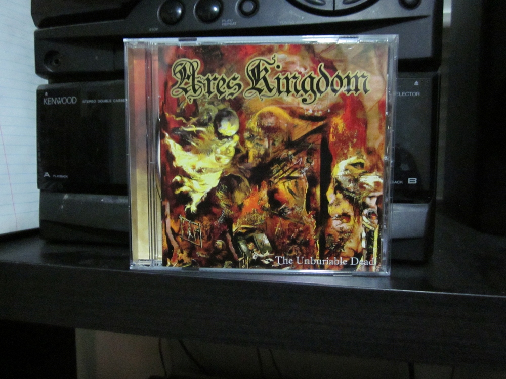 ares kingdom tud front
