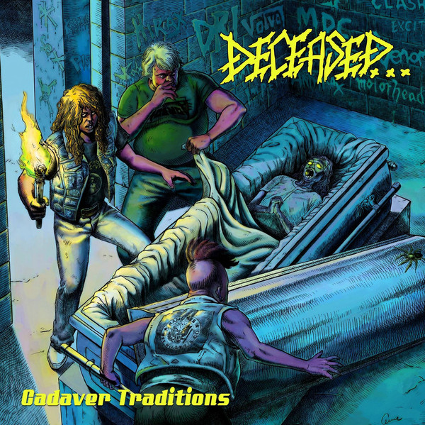 deceased cadaver
