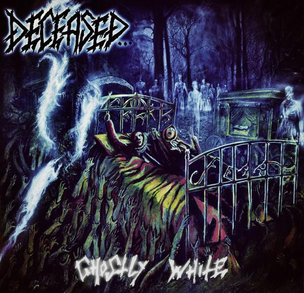 deceased ghostly