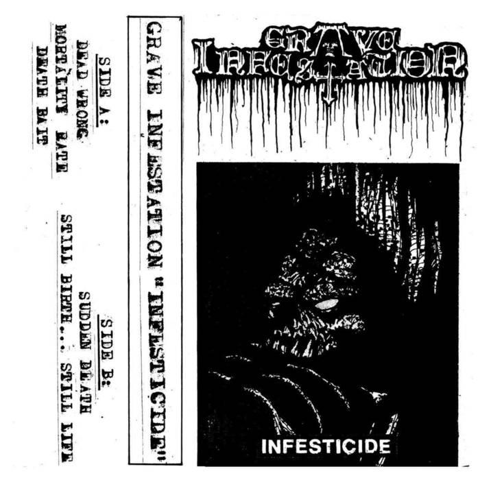 grave infestation