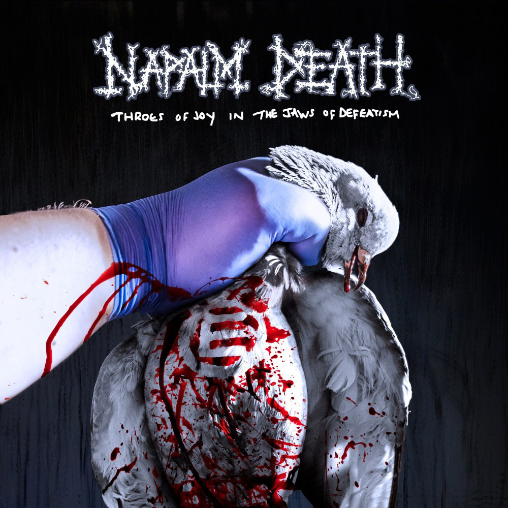 napalm death throes