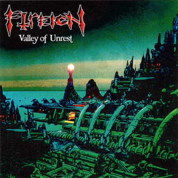 fireign valley of unrest
